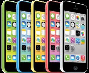 Réparation écran iPhone 5C cassé à Paris et Boulogne
