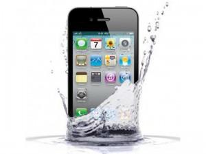 Réparation iPhone Smartphone tombé dans l'eau