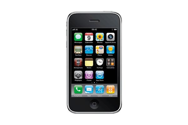 Réparation iPhone 3G