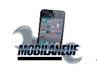 Réparation iPhone, iPad Paris et Boulogne - Mobilaneuf