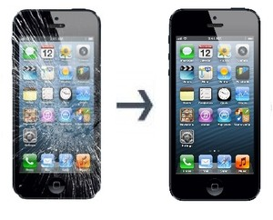 réparation écran téléphone iPhone 6 6S cassé à Paris 12 75012 Paris 12e